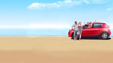 В отпуск на Renault!