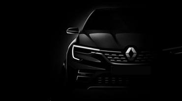 Группа Renault представляет первый тизер мировой премьеры Московского международного автосалона 2018