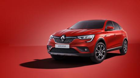 Официальная презентация Renault ARKANA в Шахтах!