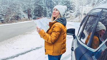 Навстречу зимним приключениям с Renault Service!