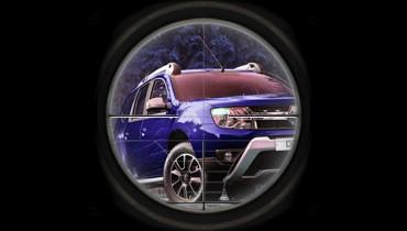 Сезон охоты на Renault Duster