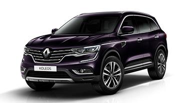 У Renault Koleos появилась более доступная версия