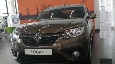 700 000 Logan продано в России!