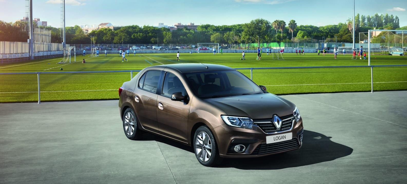 Хорошее предложение на автомобили RENAULT LOGAN в Автобан