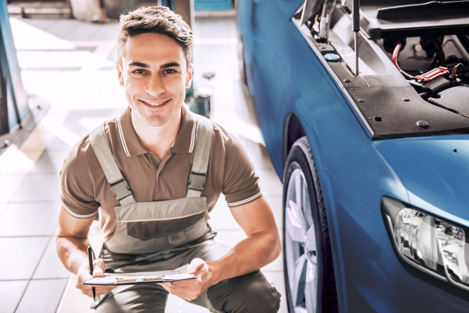 Замена жидкостей на Renault по акции