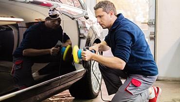 Профессиональная полировка автомобиля от 500 рублей!