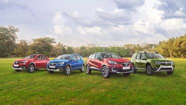Новый Renault в Регинас - ваше надежное вложение!