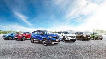 Выгода до 300 000 руб на Renault