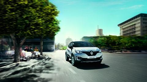 Кредит на Renault Kaptur 0%: «Рено Каптур» в кредит