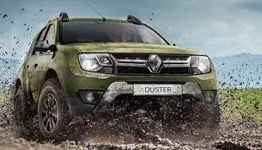 Renault DUSTER с выгодой