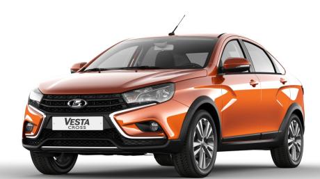 Renault Logan Stepway против Lada Vesta Cross