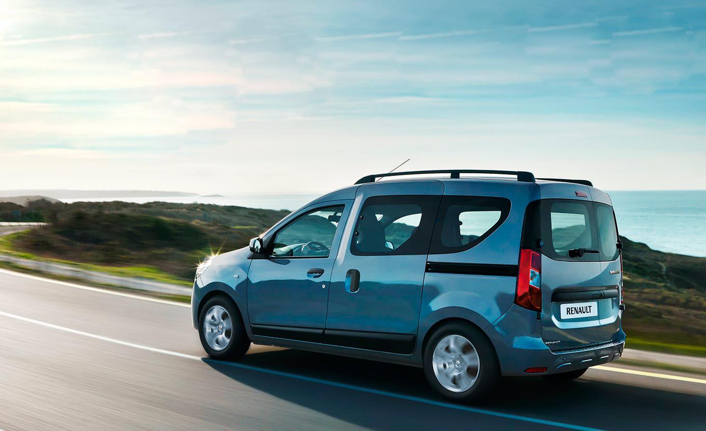 Renault DOKKER с выгодой