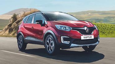 Выгода до 200 000 руб. на Renault KAPTUR