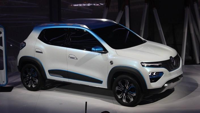 «Зеленый» бюджетник от Renault.