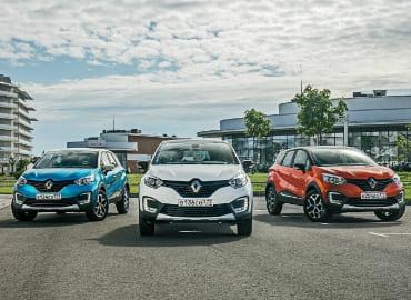 Renault в 2019 году установила рекорд по экспорту автомобилей российской сборки