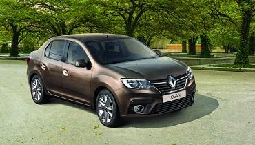 Renault Logan с выгодой