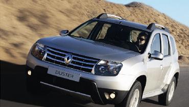 Снижаем цены на кузовные запчасти для Renault DUSTER I