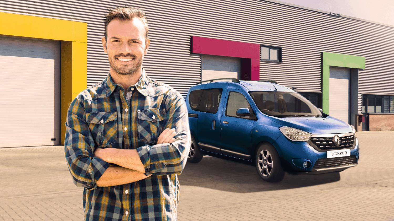 Станьте корпоративным клиентом Renault