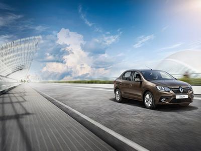 Обслуживание Renault Logan