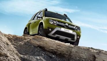 В декабре Renault DUSTER всего от 680 000 р.