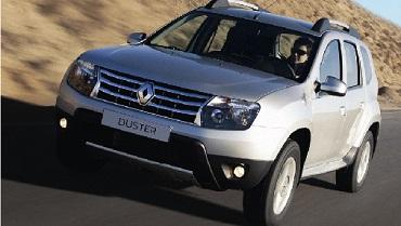 Снижаем цены на кузовные запчасти для Renault DUSTER