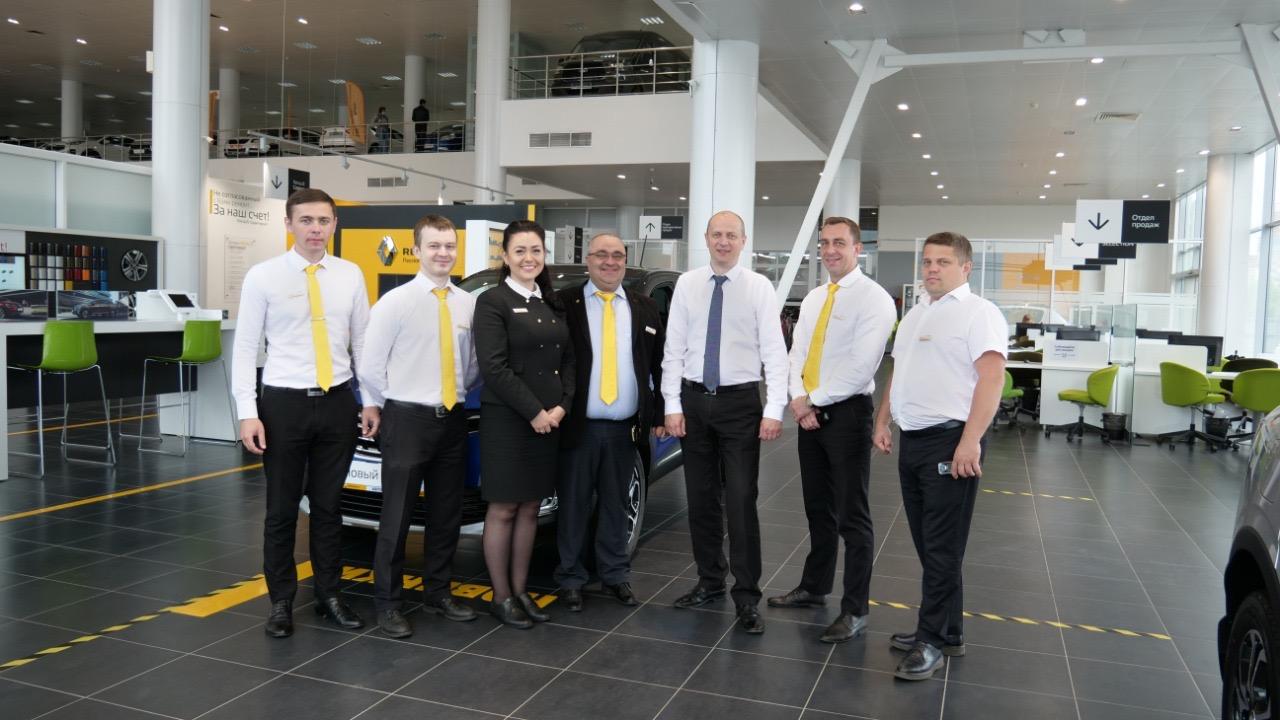 Старт продаж Нового Renault KAPTUR в Авторусь Подольск!