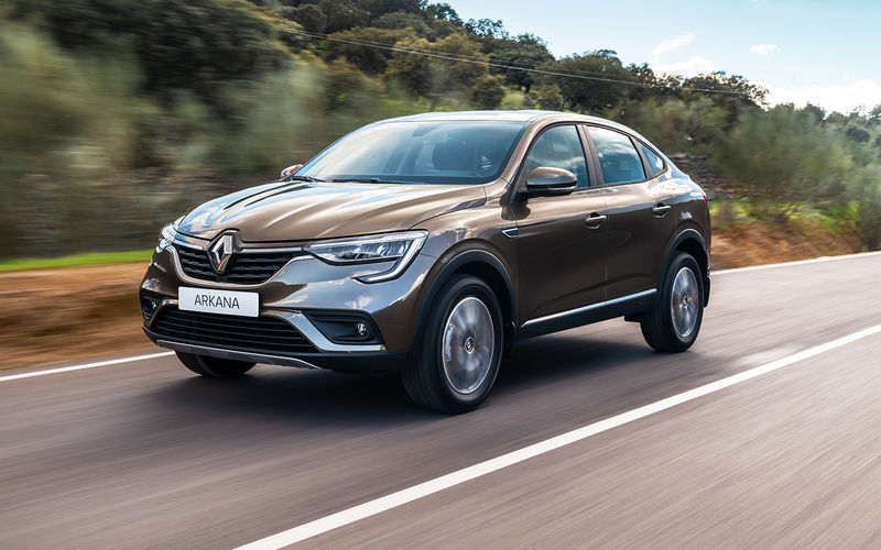 Renault Arkana: первый подробный тест серийной машины