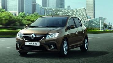 Renault Sandero с выгодой