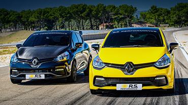 Отделение Renault Sport представило R.S. Performance