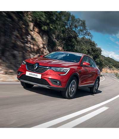 Специальные условия!  Renault Arkana от 985 000 руб!