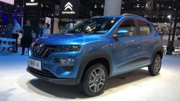 У Renault появился электрический кроссовер дешевле 600 000 рублей