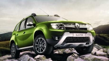Кроссовер Renault Duster продали в количестве 400 тысяч