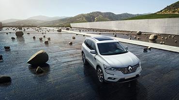 Renault KOLEOS с выгодой