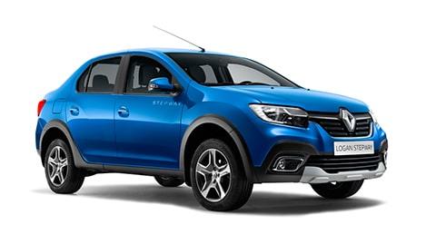 Тест-драйв нового Renault Logan Stepway с вариатором