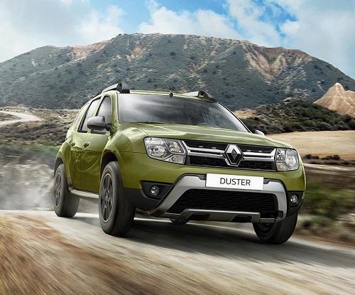 Renault Duster против Hyundai Creta