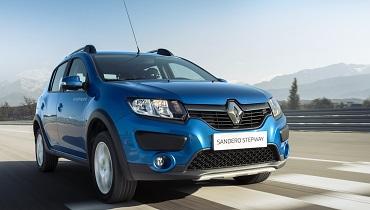 Renault Sandero STW с выгодой
