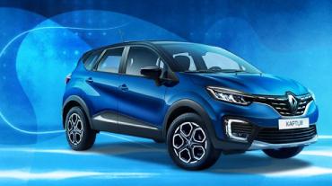 Renault KAPTUR выходит на новый уровень: премьера в первом полугодии 2020