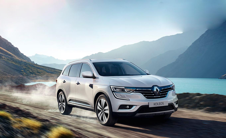 Новый Renault KOLEOS с выгодой