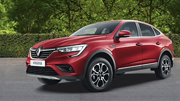 Выгода до 300 000 руб на Renault ARKANA!