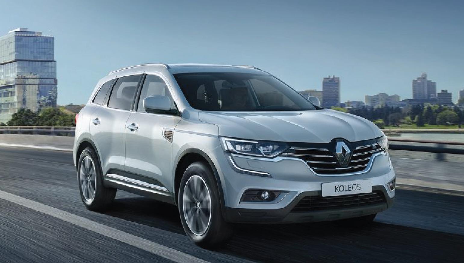 Получи выгоду на Renault KOLEOS до 220 000 рублей