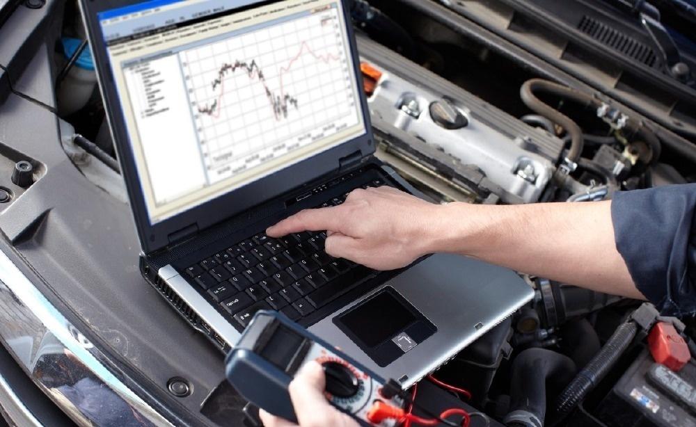 Компьютерная диагностика для автомобилей с пробегом всего за 350 рублей!!!