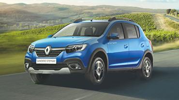 Выгода до 138 500 руб. на Renault SANDERO STEPWAY