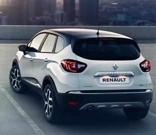 Renault Kaptur в ноябре