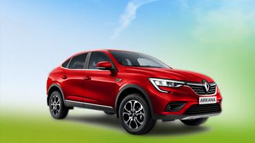 Renault Arkana с максимальной выгодой