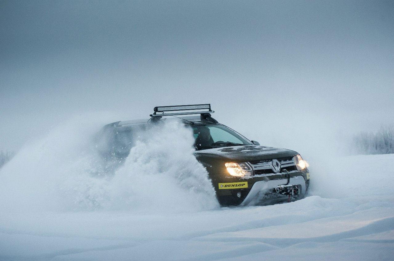 Как не застрять в грязи,снегу,песке на автомате: 5 способов