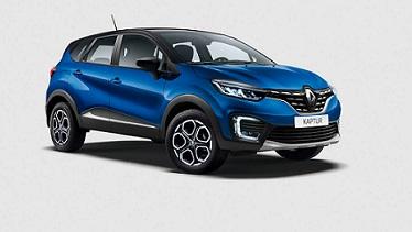 Новый Renault KAPTUR: идеальный кроссовер для города и не только