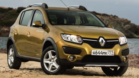 Renault Sandero Stepway против KIA Soul