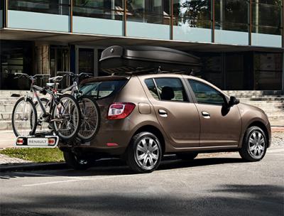 Стартовали продажи обновленных Renault LOGAN и Renault SANDERO