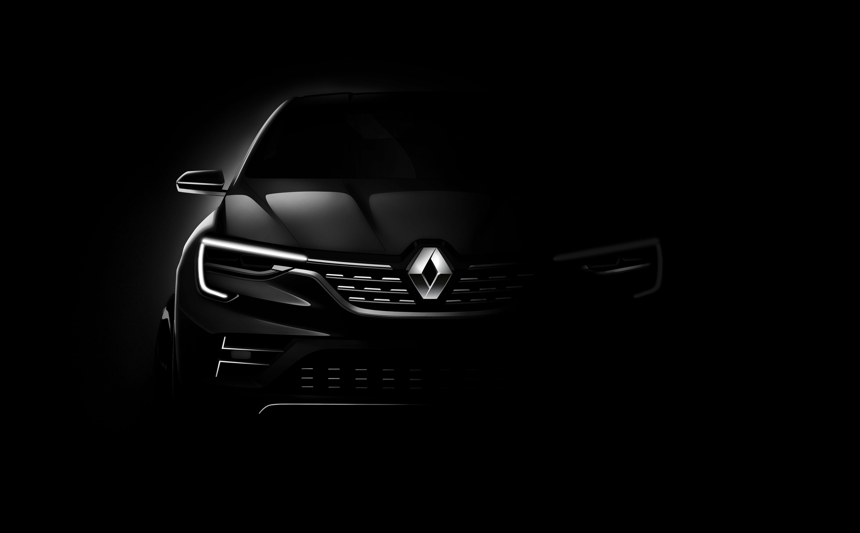 Renault ARKANA - Мировая премьера шоукара нового кроссовера на ММАС-2018