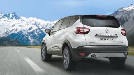 Выгода 120 000 рублей по программе trade-in на Renault KAPTUR